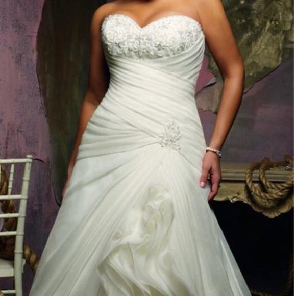 Mori Lee Dresses & Skirts - Wedding Dress